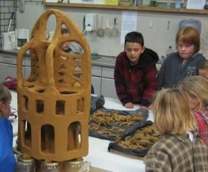 tempelvaas Deel van de Vaasbouwers