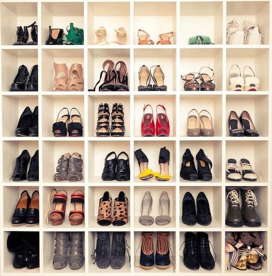Ja, ook schoenen!